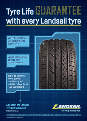 Landsail Tyre Life Guarantee - Mobile Tyre Fitting